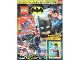 Book No: mag2019shba03de  Name: Lego Magazine Batman 2019 Issue 3 (German)