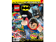 Book No: mag2019shba03nl  Name: Lego Magazine Batman 2019 Issue 3 (Dutch)