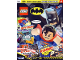 Book No: mag2019shba03pl  Name: Lego Magazine Batman 2019 Issue 3 (Polish)