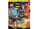 Book No: mag2019shba04nl  Name: Lego Magazine Batman 2019 Issue 4 (Dutch)