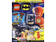 Book No: mag2019shba04pl  Name: Lego Magazine Batman 2019 Issue 4 (Polish)