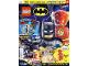 Book No: mag2019shba04pl  Name: Lego Magazine Batman 2019 Issue 4 (Polish)