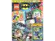 Book No: mag2019shba05de  Name: Lego Magazine Batman 2019 Issue 5 (German)
