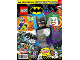 Book No: mag2019shba05nl  Name: Lego Magazine Batman 2019 Issue 5 (Dutch)