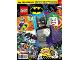 Book No: mag2019shba05nl  Name: Lego Magazine Batman 2019 Issue 5 (Dutch)