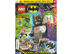 Book No: mag2019shba05pl  Name: Lego Magazine Batman 2019 Issue 5 (Polish)