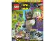 Book No: mag2019shba05pl  Name: Lego Magazine Batman 2019 Issue 5 (Polish)