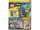 Book No: mag2019shba06de  Name: Lego Magazine Batman 2019 Issue 6 (German)
