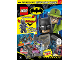 Book No: mag2019shba06nl  Name: Lego Magazine Batman 2019 Issue 6 (Dutch)
