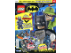 Book No: mag2019shba06pl  Name: Lego Magazine Batman 2019 Issue 6 (Polish)