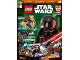 Book No: mag2019sw02nl  Name: Lego Magazine Star Wars 2019 Issue 2 (Dutch)