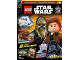 Book No: mag2019sw04nl  Name: Lego Magazine Star Wars 2019 Issue 4 (Dutch)