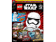 Book No: mag2019sw05nl  Name: Lego Magazine Star Wars 2019 Issue 5 (Dutch)