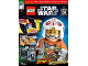 Book No: mag2019sw06nl  Name: Lego Magazine Star Wars 2019 Issue 6 (Dutch)