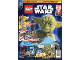 Book No: mag2019sw06pl  Name: Lego Magazine Star Wars 2019 Issue 6 (Polish)