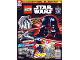 Book No: mag2019sw07pl  Name: Lego Magazine Star Wars 2019 Issue 7 (Polish)