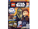 Book No: mag2019sw08pl  Name: Lego Magazine Star Wars 2019 Issue 8 (Polish)