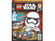 Book No: mag2019sw10pl  Name: Lego Magazine Star Wars 2019 Issue 10 (Polish)
