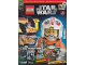Book No: mag2019sw12hu  Name: Lego Magazine Star Wars 2019 Issue 12 (Hungarian)