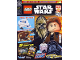 Book No: mag2019sw49de  Name: Lego Magazine Star Wars 2019 Issue 49 (German)