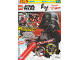 Book No: mag2019swx01pl  Name: Lego Magazine Star Wars 2019 XXL Issue 1 (Polish)
