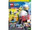 Book No: mag2020cty01nl  Name: Lego Magazine City 2020 Issue 1 (Dutch)