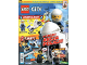 Book No: mag2020cty01pl  Name: Lego Magazine City 2020 Issue 1 (Polish)