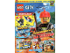 Book No: mag2020cty02pl  Name: Lego Magazine City 2020 Issue 2 (Polish)