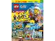Book No: mag2020cty03nl  Name: Lego Magazine City 2020 Issue 3 (Dutch)