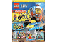Book No: mag2020cty03pl  Name: Lego Magazine City 2020 Issue 3 (Polish)