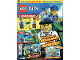 Book No: mag2020cty04pl  Name: Lego Magazine City 2020 Issue 4 (Polish)