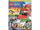 Book No: mag2020cty05pl  Name: Lego Magazine City 2020 Issue 5 (Polish)