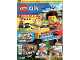 Book No: mag2020cty06pl  Name: Lego Magazine City 2020 Issue 6 (Polish)