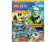 Book No: mag2020cty07pl  Name: Lego Magazine City 2020 Issue 7 (Polish)