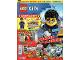 Book No: mag2020cty11pl  Name: Lego Magazine City 2020 Issue 11 (Polish)