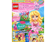Book No: mag2020dp01pl  Name: Lego Magazine Disney Princess 2020 Issue 1 (Polish)