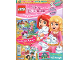 Book No: mag2020dp02pl  Name: Lego Magazine Disney Princess 2020 Issue 2 (Polish)