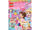 Book No: mag2020dp03pl  Name: Lego Magazine Disney Princess 2020 Issue 3 (Polish)