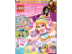 Book No: mag2020dp04pl  Name: Lego Magazine Disney Princess 2020 Issue 4 (Polish)