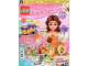 Book No: mag2020dp06pl  Name: Lego Magazine Disney Princess 2020 Issue 6 (Polish)