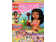 Book No: mag2020dp07pl  Name: Lego Magazine Disney Princess 2020 Issue 7 (Polish)