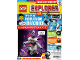 Book No: mag2020ex01de  Name: Lego Magazine Explorer 2020 Issue 1 (German)