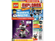 Book No: mag2020ex01pl  Name: Lego Magazine Explorer 2020 Issue 1 (Polish)