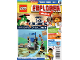 Book No: mag2020ex03pl  Name: Lego Magazine Explorer 2020 Issue 3 (Polish)