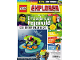 Book No: mag2020ex04de  Name: Lego Magazine Explorer 2020 Issue 4 (German)