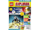 Book No: mag2020ex05de  Name: Lego Magazine Explorer 2020 Issue 5 (German)