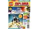 Book No: mag2020ex05pl  Name: Lego Magazine Explorer 2020 Issue 5 (Polish)