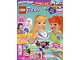 Book No: mag2020frnd01pl  Name: Lego Magazine Friends 2020 Issue 1 (Polish)