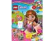 Book No: mag2020frnd02nl  Name: Lego Magazine Friends 2020 Issue 2 (Dutch)