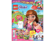 Book No: mag2020frnd02pl  Name: Lego Magazine Friends 2020 Issue 2 (Polish)
